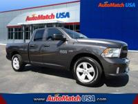 Only 26,776 Miles! Boasts 25 Highway MPG and 17 City