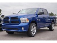 Step into the 2014 Ram 1500! It just arrived on our lot