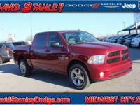 New Price! CARFAX One-Owner. Clean CARFAX. Cherry Red