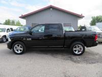 Options:  2014 Ram 1500 Take It To The Next Level With