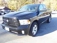 Step into the 2014 Ram 1500! A comfortable ride in a