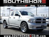 New Price! CARFAX One-Owner. 2014 Ram 1500 Express