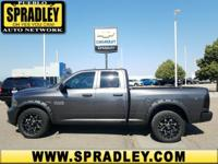 Delivers 21 Highway MPG and 15 City MPG! This Ram 1500