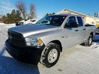 Options:  2014 Ram 1500|Silver|Priced Below Kbb Fair
