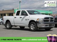 CarFax 1-Owner, This 2014 Ram 1500 ST will sell fast