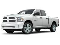 2014 RAM 1500 Quad Cab Express 4X4 - CERTIFIED GIVING