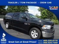 Used 2014 Ram 1500, DESIRABLE FEATURES: a TRAILER / TOW