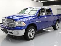 2014 Dodge Ram 1500 with 5.7L Hemi V8 Engine,Leather