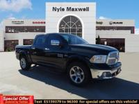 Black Beauty! Low miles mean barely used. Maxwell