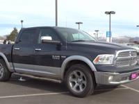 1500 Laramie, 4D Crew Cab, HEMI 5.7L V8 Multi