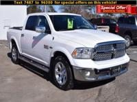 Sensibility and practicality define the 2014 Ram 1500!