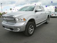 Options:  2014 Ram 1500 Laramie Crew Cab Swb 4Wd