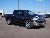 LOCAL TRADE! And CLEAN CARFAX ONE OWNER!. 1500 Laramie,