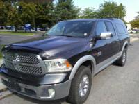 This 2014 Ram 1500  has a V6, 3.0L; Turbo high output