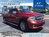 Recent Arrival! Deep Cherry Red Crystal 2014 Ram 1500