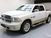 This awesome 2014 Dodge Ram 1500 4x4 Diesel comes