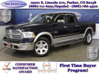 **** JUST IN FOLKS! THIS 2014 RAM 1500 LIMITED HAS JUST
