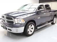 2014 Dodge Ram 1500 with EcoDiesel 3.0L Turbocharged
