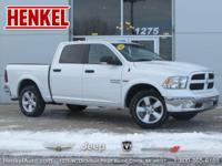 Options:  2014 Ram 1500 Outdoorsman Crew 4X4|Bright