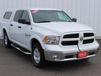 Options:  2014 Ram 1500 Outdoorsman|White|Full Exterior