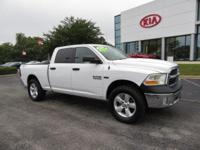 Bright White Clearcoat 2014 4D Crew Cab Ram 1500