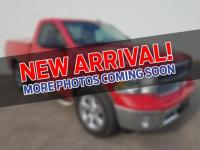 New Price! CARFAX One-Owner. Clean CARFAX. Red 2014 Ram