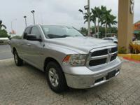 Options:  2014 Ram Ram Pickup 1500 Slt 4X2 4Dr Quad Cab