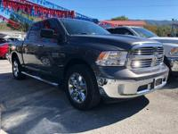 LOW MILES, This 2014 Ram 1500 SLT will sell fast