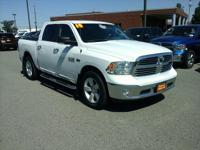 This 2014 Ram 1500 SLT is offered to you for sale by