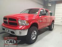 Options:  2014 Ram 1500 4Wd Crew Cab 140.5 Slt|4-Wheel
