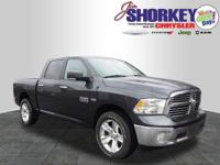 Recent Arrival! 2014 Ram 1500 SLT CARFAX One-Owner.