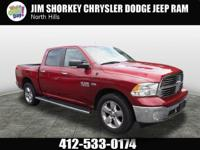2014 Ram 1500 SLT New Price! CARFAX One-Owner. Clean