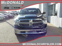 Options:  2014 Ram 1500 Slt 4X4 Crew Cab 149 In.