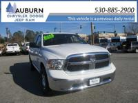 TOWING PACKAGE, BED LINER, 4WD! This 2014 Ram 1500 SLT