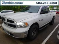 2014 Ram 1500 SLT Bright White Clearcoat HEMI 5.7L V8
