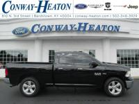 ONE OWNER, Clean Auto Check, HEMI 5.7L V8 Multi
