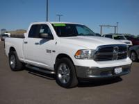Options:  2014 Ram 1500 Slt|Take Command Of The Road In