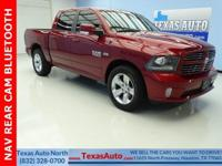SPORT-HEMI-NAV-REAR CAM-BLUETOOTH-WIFI-REMOTE