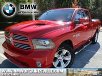2014 Dodge Ram 1500 Sport! Navigation, Back-up Camera,