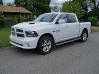 Options:  2014 Ram 1500 Sport Crew Cab Swb