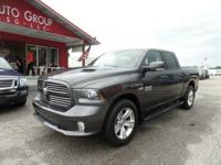 Options:  2014 Ram 1500 Ready To Take On Whatever You