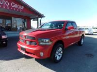 Options:  2014 Ram 1500 Visit Auto Group Leasing Online