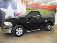 *Purchase this classic black 2014 Ram 1500 Tradesman