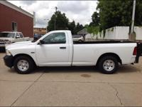Options:  2014 Ram 1500 Tradesman|4X2 Tradesman 2Dr