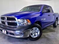 CARFAX One-Owner. Blue 2014 Ram 1500 RWD Automatic HEMI
