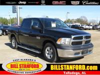 Options:  2014 Ram 1500 2Wd Crew Cab 140.5