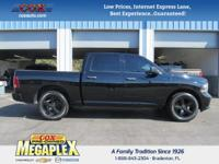 This 2014 Ram 1500 Tradesman in is well equipped with: