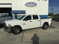 Options:  2014 Ram 1500 Tradesman|Bright White