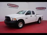 For a smoother ride, opt for this 2014 RAM 1500