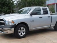 New Price! CARFAX One-Owner. Silver 2014 Ram 1500